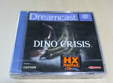 Dino Crisis Italian Only Sega Dreamcast  PAL New Factory Sealed