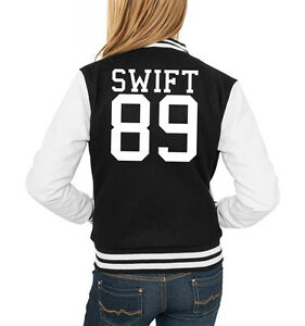 Jacke Vest Perry Harry Bieber Justin College Taylor 94 Mal Styles 89 Filles Swift qnBwpxI