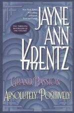 Grand Passion; Absolutely, Positively by Jayne Ann Krentz (2001, Paperback)