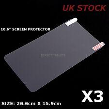 3x protector de pantalla de 10.6 pulgadas Tablet PC Allwinner ANDROID