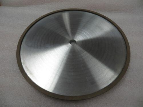"New USA 10/"" x 3//8/"" x 5//8/"" 4A2 Diamond Facing Grinding Wheel 180 Grit 100 Con"