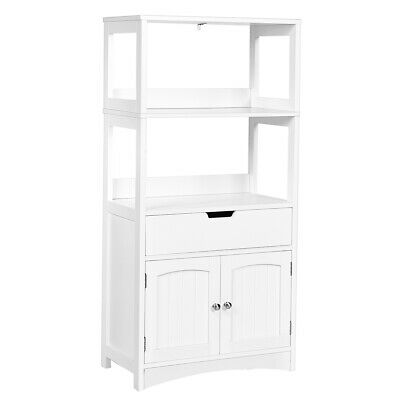 Bathroom Storage Cabinet W Drawer 2