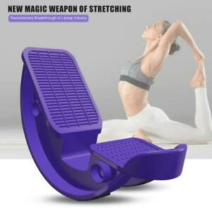 Foot-Rocker-Calf-Ankle-Muscle-Stretch-Board-Sports-Yoga-Massage-Pedal-Stretcher