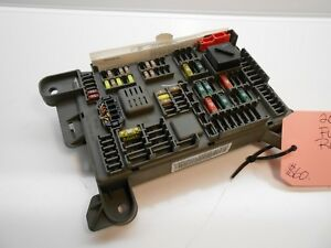 image is loading 2011-bmw-x5-fuse-box-relay-518954021a-rl0387