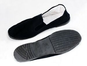 Black Men/'s Cotton Shoes Slippers