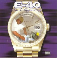 E-40 - In a Major Way [New CD] Explicit