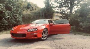 2001 Chevrolet Camaro Z28/SS