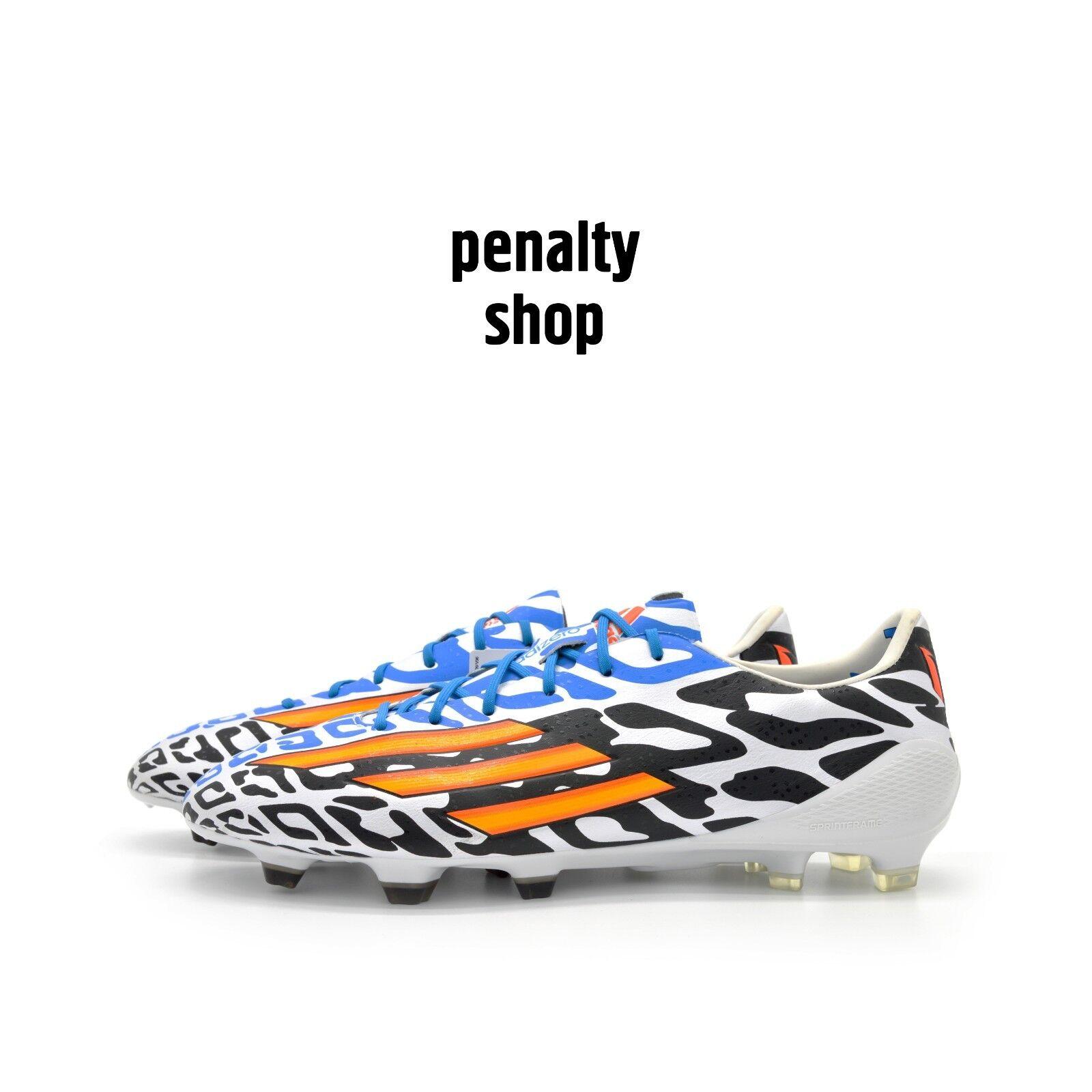 Adidas Adizero F50 Messi Fg M19855 FIFA World Cup 2014 Rara Edición Limitada