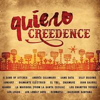 Various Artists - Quiero Creedence [new Cd] on Sale