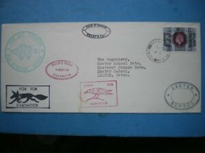 EVENT COVER  1977 21ST PLYMOUTH SCOUTS SILVER JUBLEE SPECIAL - Tadley, United Kingdom - EVENT COVER  1977 21ST PLYMOUTH SCOUTS SILVER JUBLEE SPECIAL - Tadley, United Kingdom