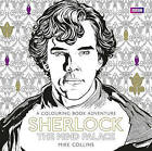 Sherlock: The Mind Palace: The Official Colouring Book by Mike Collins (Paperback, 2015)