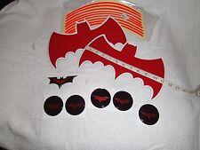 BATMOBILE (BATMAN) CAR STICKER / DECAL SET