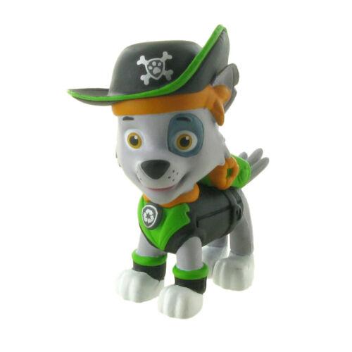 """Comansi y90187 Paw Patrol personnage /""""Rocky de pirate/"""" jeu personnage Sammelfigur NOUVEAU #"""