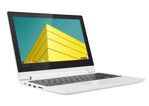 Lenovo-81HY0000US-Chromebook-C330-11-6-034-HD-Touchscreen-Mediatek-MT8173C-2-10GHZ