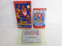 Super DUNK SHOT Super Famicom Nintendo SFC Import Japan Game bcc sf