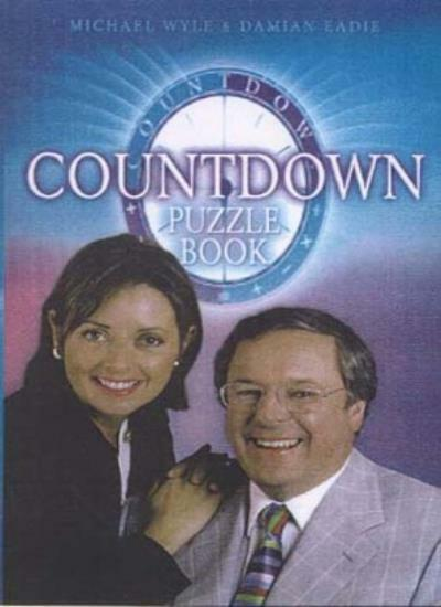 """""""Countdown"""" Puzzle Book: No. 1 By Michael Wylie,Damian Eadie"""