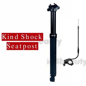Kind Shock KS LEV SI Adjustable Seatpost 31.6x395 125 Remote Lockout NIB