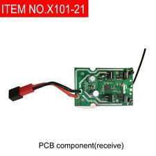 MJX X101 RC Quadcopter Spare Parts Receiver Board PCB Component X101-rx(x101-21)