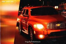 2008 Chevrolet HHR 22-page Original Car Sales Brochure Catalog - Panel SS