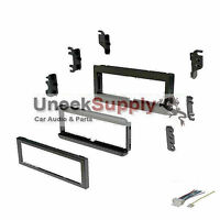 Radio Mounting Stereo Install Installation Single Din Wire Harness Dash Kit on sale