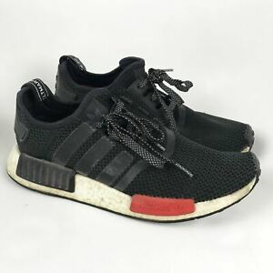 36be9d9fc5c Details about Adidas Boost Runner Men's Sneaker Sz 8 1/2 NMD R1