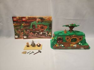 LEGO The Hobbit #79003 An Unexpected Gathering - Complete, 3 of 6 Minifigs, LOTR