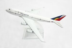 Philippine-Air-Airlines-Model-14cm-Airplane-Diecast-Metal-Plane-Toy