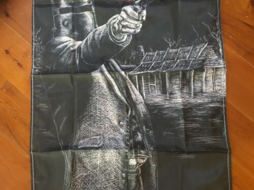 NED KELLY Wallhanging aussie outlaw man cave flag home decor idea tapestry bar