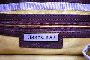 The shortest same day delivery JIMMY CHOO Burgundy Patent Leather ...