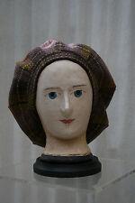 IVKO Winter neu Mütze, bzw. Baskenmütze Barett braun  ladenneu mit Etikett