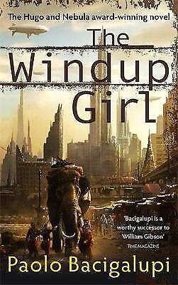 1 of 1 - The Windup Girl By Paolo Bacigalupi (Paperback, 2010)