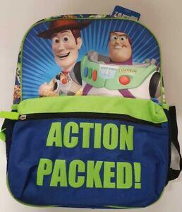 nouveau concept 801f3 2d2ef Détails sur Disney Toy Story Sac à Dos Cartable École Filles Garçons Primark