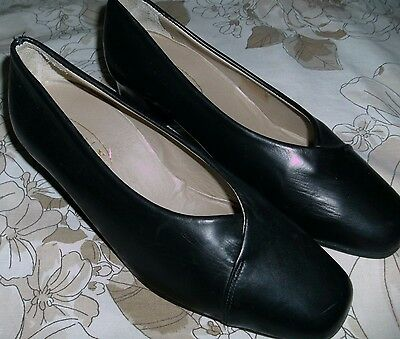 Negro Zapatos Dama X.