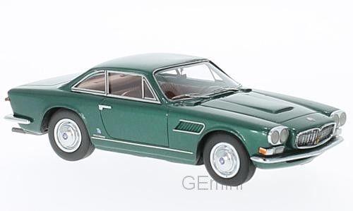 NEO 45644 - Maserati Sebring série II verde métallisé - 1963   1 43