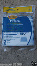 vacuum canister filter fit Sears Kenmore CF1 CF 1 86883 20-86883