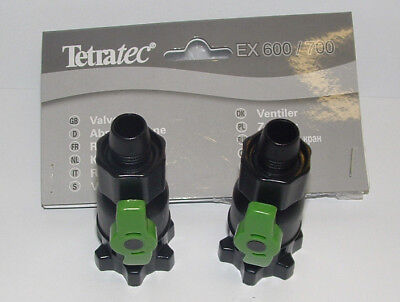 Motivated Tetratec Ex600/700 Ex400 Ex600 Ex800 Fish & Aquariums Taps/ Valves For Adapter T703363/th31901