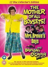 MRS BROWNS BOYS + BRENDAN O'CARROLL Collectors Edition 12 Disc Boxset Collection