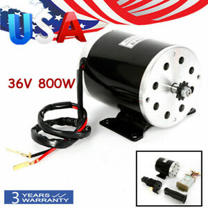 Electric Throttle with Reverse and 3 speed Switch for Scooter GoKart eATV DIY