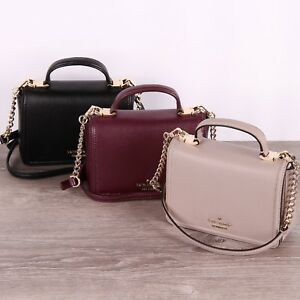Image Is Loading Nwt Kate Spade Maisie Patterson Drive Leather Crossbody