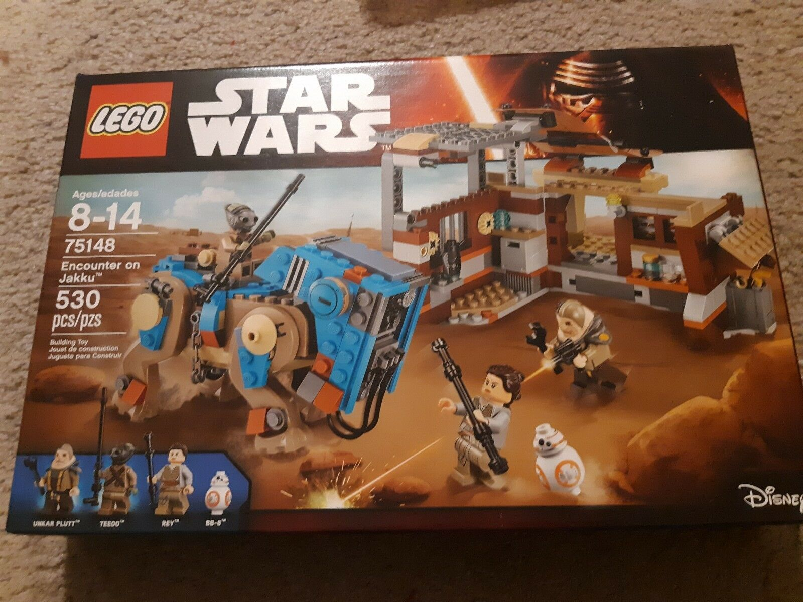 LEGO 75148 Encounter on Jakku NEW