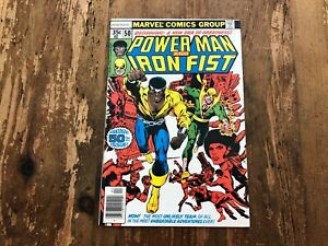 Marvel-POWER-MAN-AND-IRON-FIST-50-1st-Team-Up-of-Luke-Cage-amp-Iron-Fist-1978-i