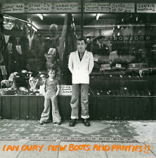 Ian Dury - New Boots And Panties!! - 180gram Vinyl LP *NEW*