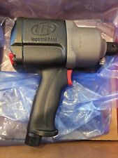 Ingersoll Rand 2925p3ti Super Duty Impact Wrench 1 Drive 5200 Rpm 1450 Ft