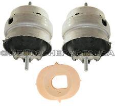 AUDI A4 /& QUATTRO 3.0 3.2 V6 Engine Motor Mount Mounts L+R AUTO Front Set 3