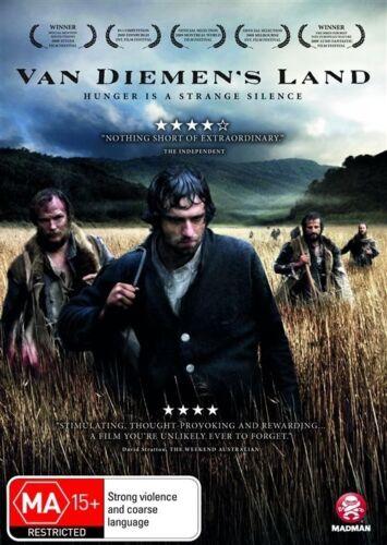 1 of 1 - Van Diemen's Land (DVD, 2010)-FREE POSTAGE