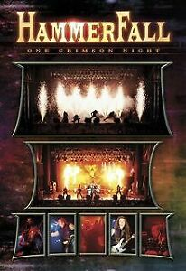 One Crimson Night   DVD   stato bene
