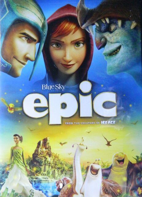 Epic The Movie Kicks Off Summer May 24, 2013 ~ $25 Visa