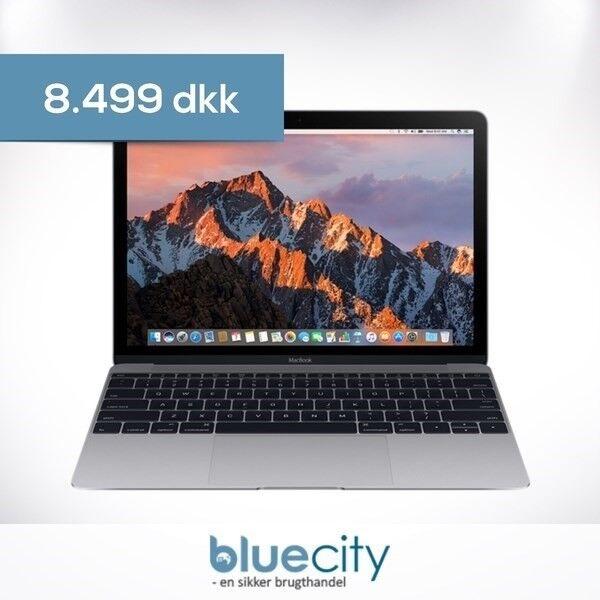 "MacBook, Apple MacBook 12"" 1,1GHz 256GB SSD 8GB (Early..."