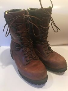 7452c91ff8ed Image is loading Timberland-Extreme-Gore-Tex-Super-Boot-Brown-Leather-