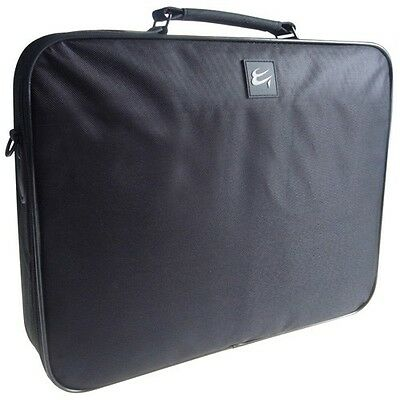 "Gear 15.4"" - 15.6"" Inch Widescreen Laptop Bag Carry Case Eco Design Lightweight"